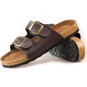 サンダル メンズ ベルト サンダル SANDAL 靴 兼 レディース ライトソール フラットベッド ユニセックス サボ カジュアルシューズ コンフォートシューズ|goodplus