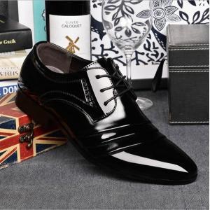 ビジネスシューズ 革靴 メンズシューズ 新生活 紳士靴 フォーマルシューズ 紐 靴 軽量 通勤 通学 結婚式 仕事用 レースアップ 父の日|goodplus