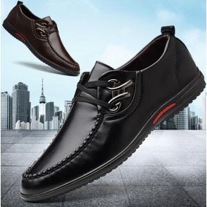 スリッポン ビジネスシューズ ローファー 革靴 メンズシューズ 新生活 紳士靴 フォーマルシューズ 靴 軽量 結婚式 仕事用 歩きやすい|goodplus