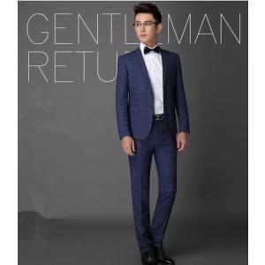 スーツ メンズ 大きいサイズ ビジネススーツ 2ツボタン スーツ シングル スリム パーティー 紳士服 ジャケット スラックス スリムスーツ suit 紳士服スーツ|goodplus