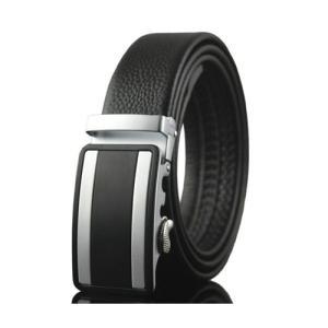 ベルト ビジネス メンズ 牛革ベルト オートロック スライド 大きいサイズ 紳士ベルト カジュアル ロング 高級 バックルベルト レザー 定番 belt ベーシック|goodplus