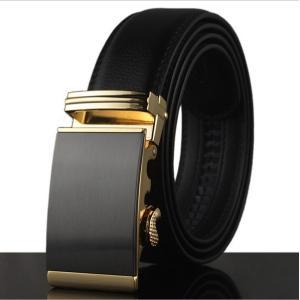 本革ベルト メンズ 牛革 ベルト 大きいサイズ ビジネス カジュアル 高級 バックルベルト レザー 定番 belt ベーシック シンプル ファッションベルト|goodplus