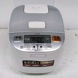 象印 マイコン炊飯ジャー「極め炊き」3合 ホワイト NL-BA05-WA 自社配達対応東京23区・千葉一部地域|goodrecyclenetshop