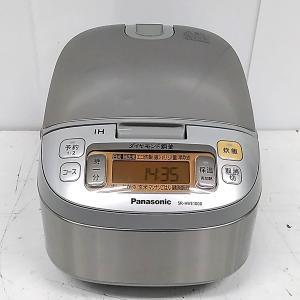 パナソニック SR−HVE1000−S IH炊飯器 シルバー 自社配達対応東京23区・千葉一部地域|goodrecyclenetshop