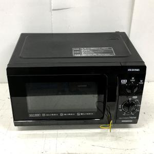 アイリスオーヤマ IMB-F183-5 単機能レンジ(東日本地域用) フラットテーブル 50Hz ブラック 自社配達 東京23区 千葉一部地域|goodrecyclenetshop
