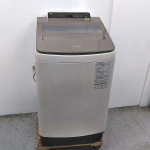 パナソニック Panasonic NA-FA100H5-N [全自動洗濯機 10kg シャンパン] 自社配達 東京23区 千葉一部地域|goodrecyclenetshop