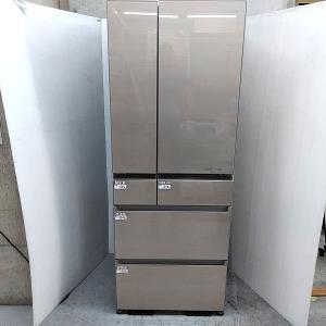 パナソニック NR-F505XPV-N 6ドア冷蔵庫(501L・フレンチドア)マチュアゴールド 自社配達 東京23区 千葉一部地域|goodrecyclenetshop