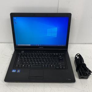 東芝 dynabook Satellite B552/F Windows10 Pro 64ビット Core i3 8GB 320GB goodrecyclenetshop