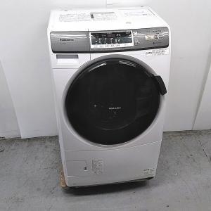 パナソニック Panasonic NA-VH310L-W ドラム式洗濯乾燥機 7.0kg 左開き プチドラム エコナビ搭載 自社配達 東京23区 千葉一部地域|goodrecyclenetshop