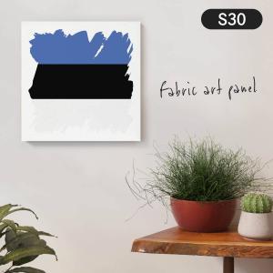 エストニア共和国国旗 ファブリックパネル goods-pro
