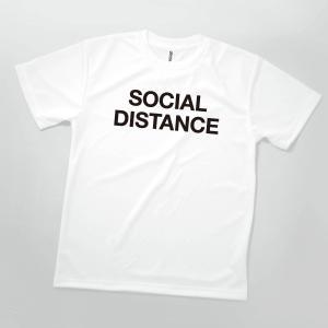 Tシャツ Social distance|goods-pro
