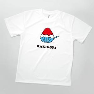 Tシャツ かき氷 goods-pro