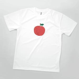 Tシャツ りんご|goods-pro