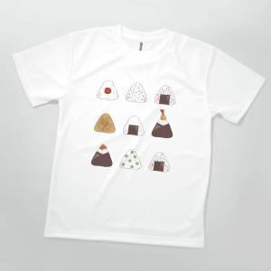 Tシャツ おにぎり おむすび オニギリ 天むす|goods-pro