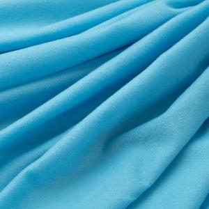 ナイレックス生地 アクアブルー N-0298 切りっぱなしでも使える 扱いやすい|goods-pro