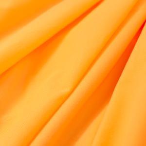 ナイレックス生地 オレンジイエロー N-1064 切りっぱなしでも使える 扱いやすい|goods-pro