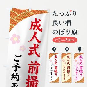 のぼり旗 成人式|goods-pro