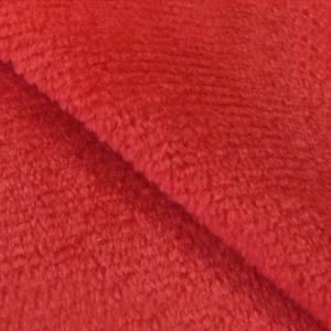 【入手困難】ソフトボア生地 S-0025 スカーレット|goods-pro