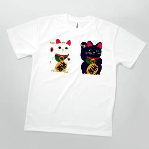 Tシャツ まねきねこ|goods-pro