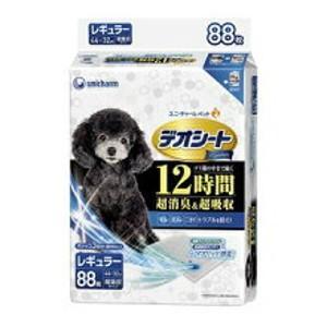 ユニ・チャーム デオシートPremium12時間 超消臭&超吸収レギュラー88枚 デオシート プレミアム|goodsbank