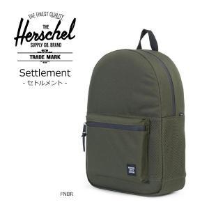 セール Herschel ハーシェル セトルメント SETTLEMENT 10005-01169 goodscompany