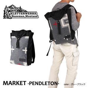 ポイント15倍 クレッターワークス Kletterwerks マーケット ペンドルトン MARKET PENDLETON 19770035|goodscompany