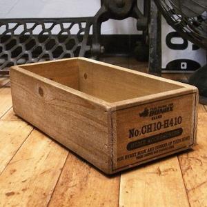 スタッキング ウッドボックス 木箱 収納 カントリー雑貨 goodsfarm