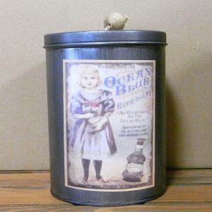 Mignon Tin キャニスター缶 小物入れ