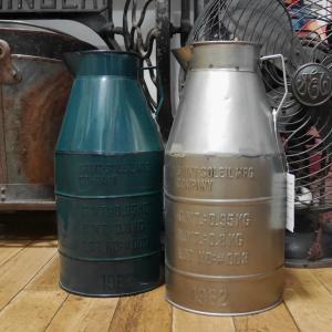 ミルクポット ミルク缶 ガーデニングポット プランター|goodsfarm