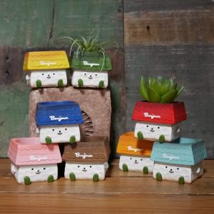 ハウス ポット LITTLE RESIN POT ガーデニング プランター 鉢 goodsfarm
