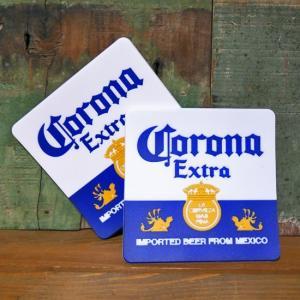 コロナ ラバーコースター 2枚セット Corona goodsfarm