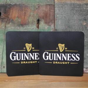 ギネスビール ラバーコースター 2枚セット GUINNESS goodsfarm