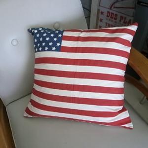星条旗 アメリカン クッション アメリカン雑貨 背当てクッション|goodsfarm