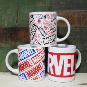 MARVEL マグカップ マーベル 陶器製 コップ|goodsfarm