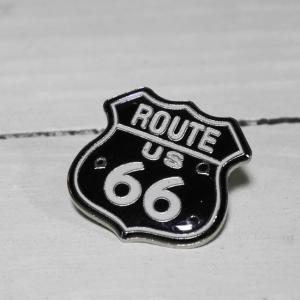 ルート66 ピンバッジ アクセサリー ROUTE66 ピンズ|goodsfarm