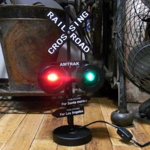 レイルロードサイン インテリア 信号機 ネオンサイン|goodsfarm