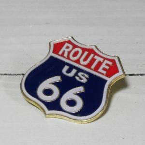 ルート66 ピンバッジ アクセサリー ROUTE66 ピンズ goodsfarm