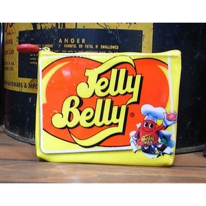 アメリカン ビニールポーチ jelly belly バッグ アメリカン雑貨|goodsfarm