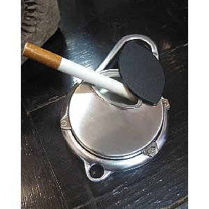 カラビナ 携帯灰皿 アッシュトレイ キーホルダー 灰皿|goodsfarm|05