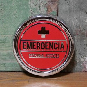 EMERGENCIA 携帯灰皿 ダルトン PORTABLE ASHTRAY|goodsfarm