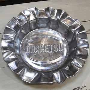 オバケツ 卓上灰皿 ブリキ製 アッシュトレイ|goodsfarm