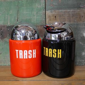 TRASH 灰皿 卓上 トラッシュボックス灰皿 卓上灰皿|goodsfarm