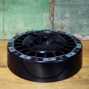 ノンレット灰皿 21 ブラック 卓上灰皿 喫煙具|goodsfarm