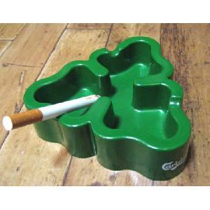 灰皿 カールズバーグ プラスチック灰皿 業務用灰皿 卓上灰皿 アメリカン雑貨|goodsfarm