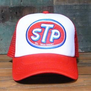 STP メッシュ キャップ 帽子 アメリカンメッシュキャップ|goodsfarm