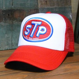 STP メッシュ キャップ 帽子 アメリカンメッシュキャップ|goodsfarm|02