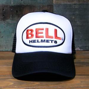 ベル メッシュ キャップ BELL 帽子 アメリカンメッシュキャップ|goodsfarm