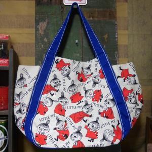 ムーミン バルーントートバッグ リトルミイ 鞄 いっぱい MOOMIN|goodsfarm