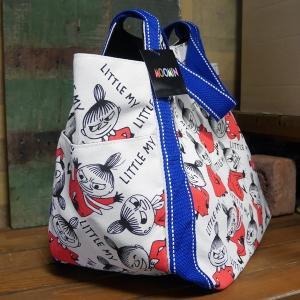 ムーミン バルーントートバッグ リトルミイ 鞄 いっぱい MOOMIN|goodsfarm|03