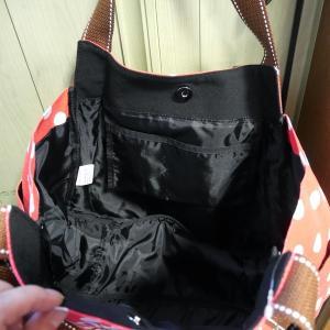 ムーミン バルーントートバッグ リトルミイ 鞄 いっぱい MOOMIN|goodsfarm|04